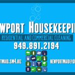 Newport Housekeeping profile image.