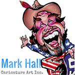 Mark Hall Caricature Art Inc profile image.