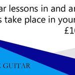 Luke Roche Guitar profile image.