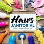 Haws Janitorial LLC profile image.