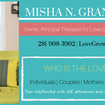 Love Grows: The Relationship Consultants profile image.