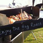 hog roast Catering profile image.