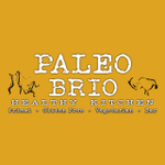 Paleo Brio Healthy Kitchen Restaurant profile image.