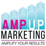 Amp Up Marketing profile image.
