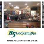 RS LOCKSMITHS profile image.