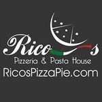 Rico's Pizzeria and spearfish grille  profile image.