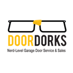 Door Dorks Garage Door Service & Sales profile image.