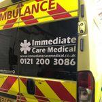 Immediate Care Medical Services Ltd profile image.