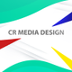 CR Media Design logo