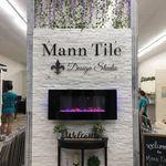 Mann Tile, Inc. profile image.