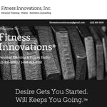 Fitness Innovations Inc. profile image.