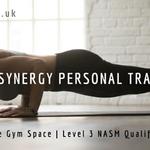 Synergy Personal Training profile image.