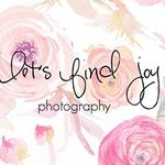 Let's Find Joy Photography profile image.