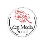 Zen Media Social profile image.