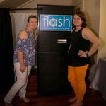 Flash Photo Booth Rental profile image.