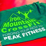IRON MOUNTAIN CROSSFIT profile image.