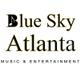 Blue Sky Atlanta Music & Entertainment logo