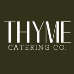THYME Catering profile image.