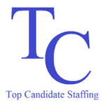 Top Candidate Staffing profile image.