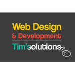 Tim's Solutions profile image.