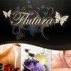 Flutura Healing logo