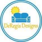 DeRegis Designs Interior Decorator profile image.