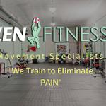 Zen Fitness profile image.