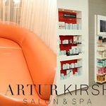 Artur Kirsh Salon profile image.