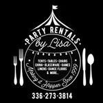 Party Rentals By Lisa profile image.