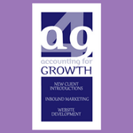 Accounting for Growth Limited profile image.