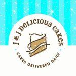 J & J Delicious Cakes profile image.