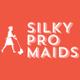 Silky Pro Maids logo
