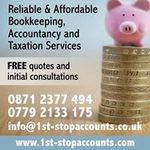 1st Stop Accountancy and Tax Services Bristol Ltd profile image.