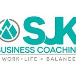 SJK Business Coaching profile image.