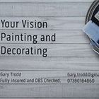 Your Vision Painting and Decorating logo