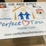 Perfect Touch Home Care profile image.