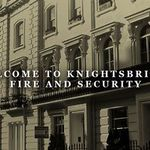 Knightsbridge Fire and Security profile image.