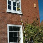 WDS window cleaning profile image.