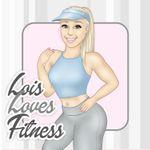 Lois Loves Fitness profile image.