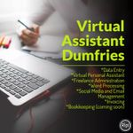Virtual Assistant Dumfries profile image.