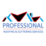 Professional roofing & guttering profile image.