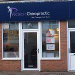 Precision Chiropractic profile image.