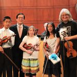 Talent Education Center: Suzuki Violin profile image.