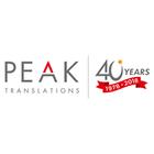 Peak Translations Ltd