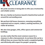 lk house and garden clearance profile image.