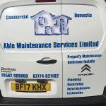 Able Maintenance Services Ltd profile image.