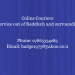 colins couriers profile image.