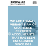 Andrew & Co Accountants profile image.