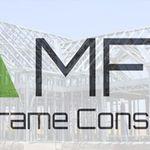 Metal Frame construction profile image.