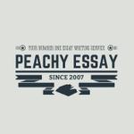 Peachy Essay profile image.